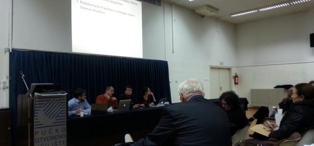 Udruga sudjelovala na 2. Skupštini Zadruge za etično financiranje