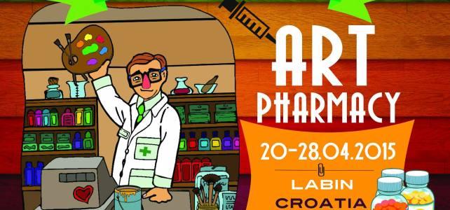 Art pharmacy- šesta po redu razmjena u Alfa Alboni