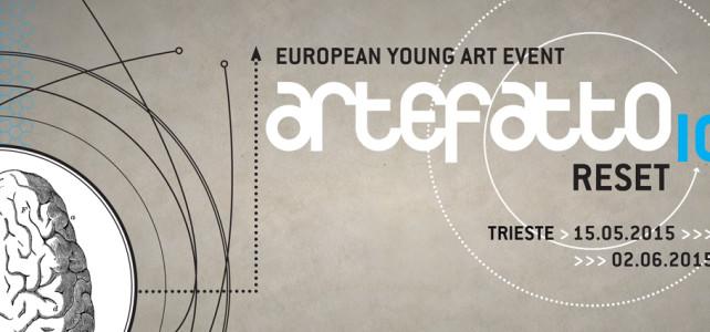 """""""Artefatto 10"""" projekt za mlade umjetnike"""