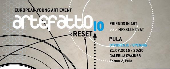 Umjetnička sekcija FRIENDS IN ART gostuje u Puli