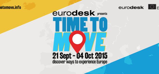 Udruga za mlade Alfa Albona i ove godine obilježava Eurodeskovu Time to move kampanju