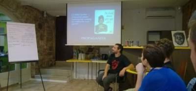 Edukacija o medijima za mlade u Splitu