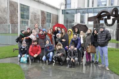 "Održan trening ""The Power of the Worl: Poetry Slam"" u njemačkom Potsdamu"