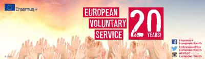 20 godina Europske volonterske službe