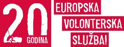 Europska volonterska služba slavi 20 godina!