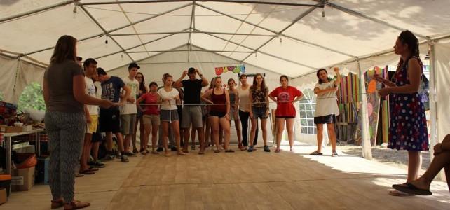 U Tunarici održana razmjena mladih između Hrvatske i Španjolske