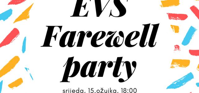 Farewell party u Labinu
