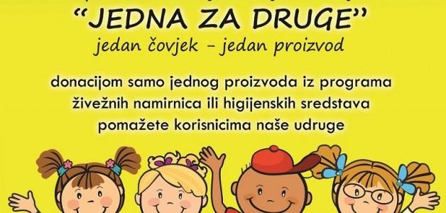 """Humanitarna akcija """"Naš san njihov osmijeh"""""""