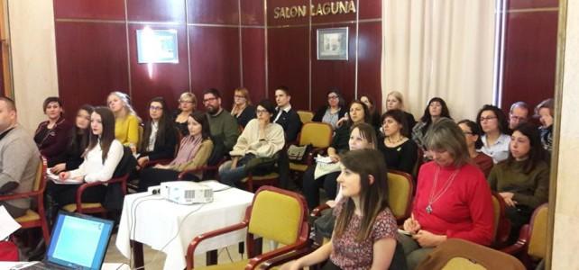 Sudjelovanje na radionici MOVE organiziranoj od strane Eryice