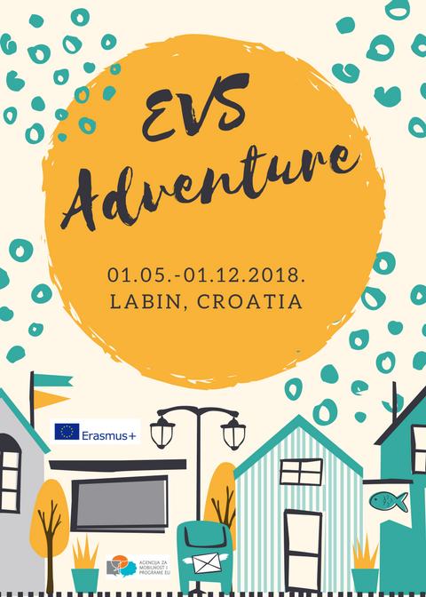 EVS Adventure logo