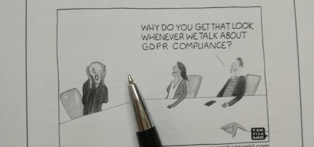 Sudjelovanje na radionici o Općoj uredbi o zaštiti osobnih podataka (GDPR)