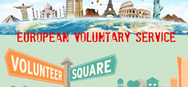 Što je to EVS? – prezentacija volontera Alfa Albone