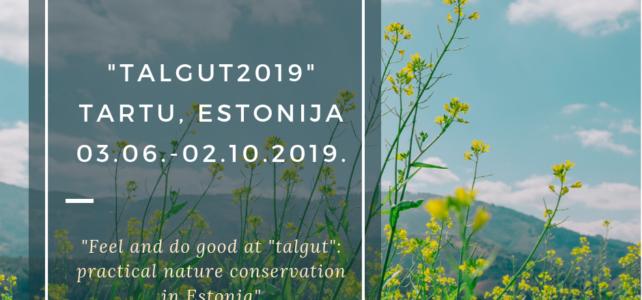 Prilika za dugoročno volontiranje u Estoniji