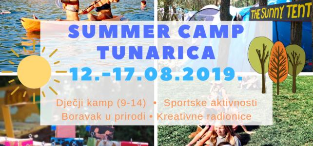 Dječji kamp Tunarica 2019.