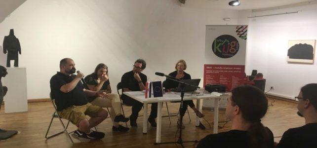 """Održana panel rasprava """"Živjeti film u Hrvatskoj"""""""