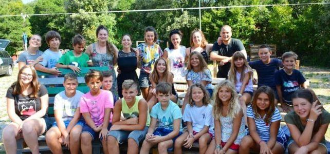 Alfa Albona uspješno održala dječji kamp