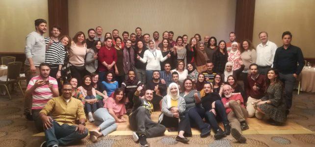 Kreiranje MOSAIC-a u Jordanu