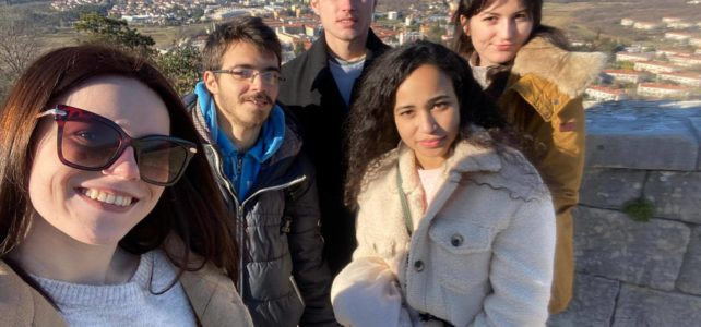 Ariane, Agathe i Alexis novi volonteri Alfa Albone
