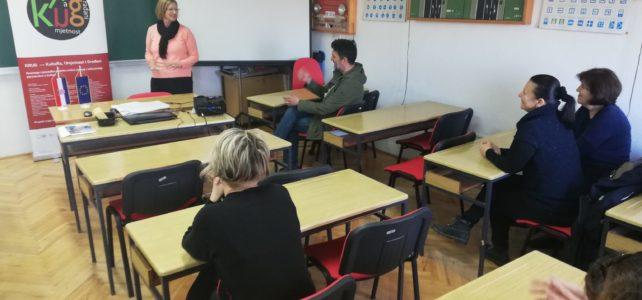 Održan okrugli stol u sklopu projekta KRUG