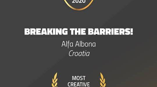 Alfa Albona ponovo šampion