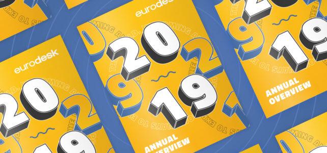 Godišnji pregled rada Eurodesk mreže za 2019. godinu