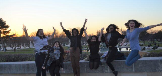Mobilni ambasadori: Združeni diplomski studiji Erasmus Mundus