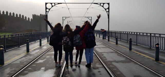 Mobilni ambasadori: Erasmus+ iskustvo u Portugalu