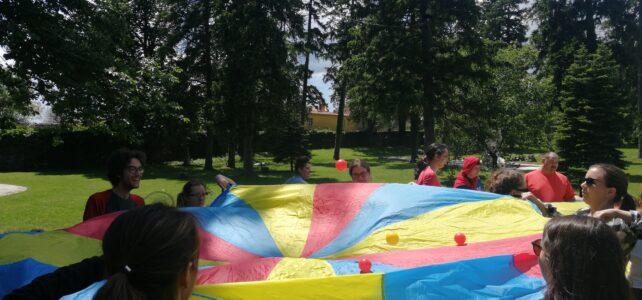 Obilježen Dan sporta i Europski tjedan mladih u Parku skulptura Dubrova