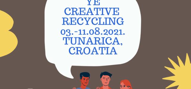Alfa Albona domaćin Razmjene mladih na temu kreativnog recikliranja